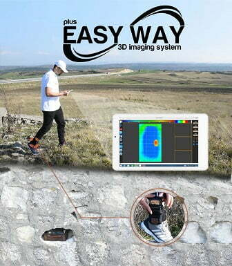 easy way 3d Imaging system best ground scanner