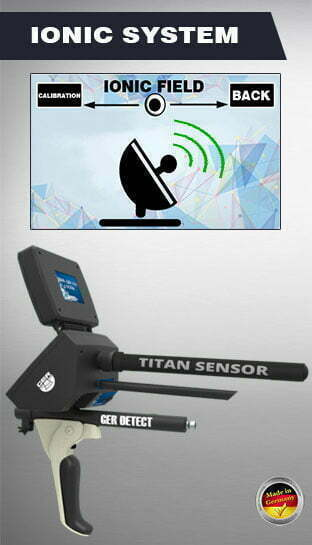 ionic search system titan ger 1000